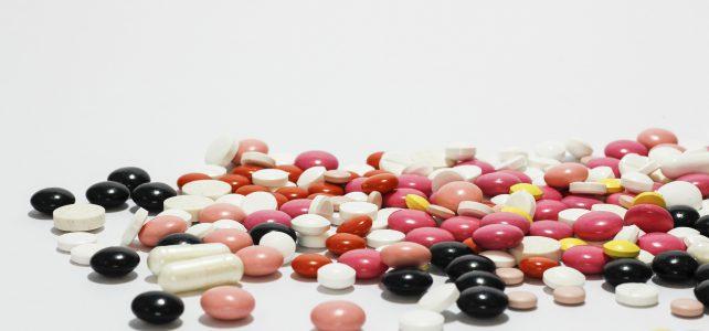 245 Tonnen Schmerzmittel pro Jahr