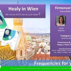 Healy in Wien